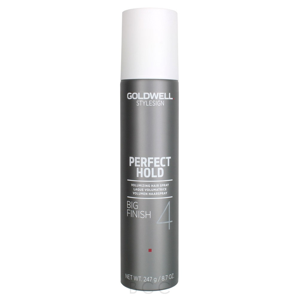 Goldwell StyleSign Big Finish Volumizing Hair Spray 300ml