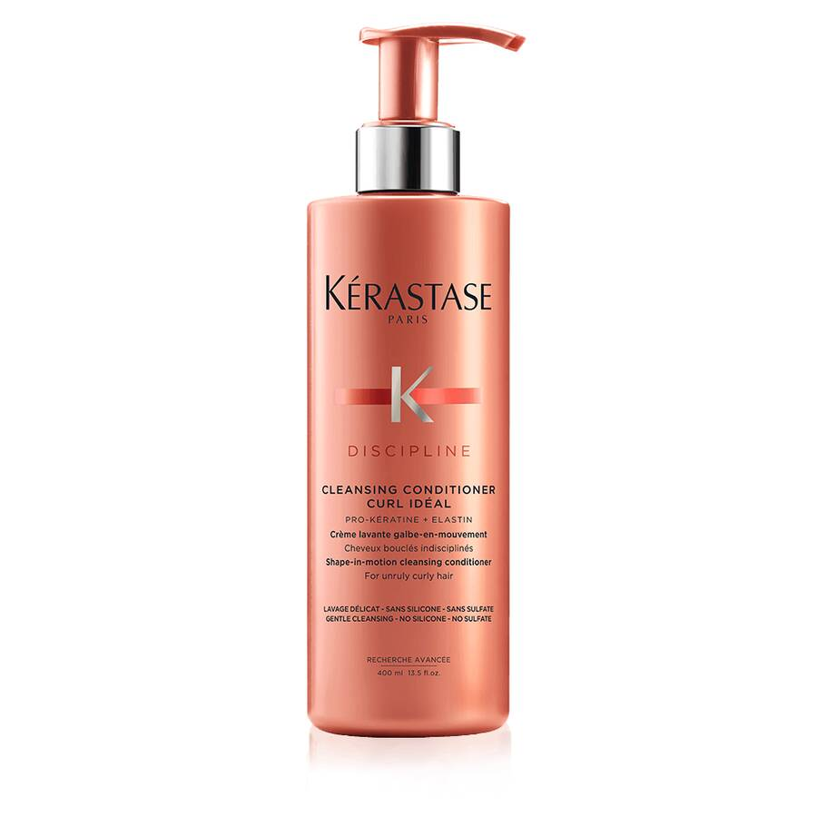 Kerastase Discipline Curl  Cleansing Conditioner Curl Idéal