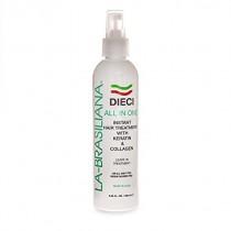 La Brasiliana DIECI All-In-One Instant Keratin Spray 8oz