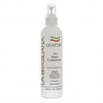 La Brasiliana QUATTRO No-Rinse Conditioner 8oz