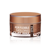 Brazilian Blowout Acai Flexible Molding Clay Wax 2oz