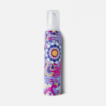 Amika Bust Your Brass Violet Leave In Treatment Foam