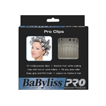BaBylissPRO  Clips for Rollers - 10 Pack model BABPC10