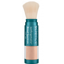Colorscience Sunforgettable Brush-on Sunscreen SPF 30 Medium Shimmer