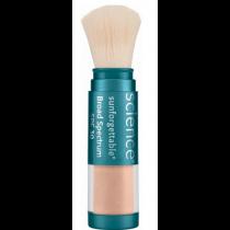 Colorscience Sunforgettable Brush-on Sunscreen SPF 30 Medium Shimmer