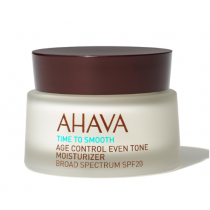 Ahava Time To Smooth Age Control Even Tone Moisturizer SPF 20 1.7oz