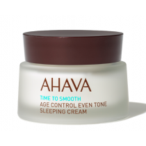 Ahava Age Control Even Tone Sleeping Cream 1.7oz