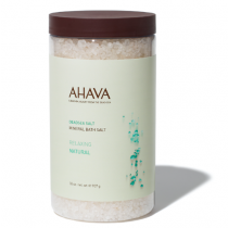 Ahava Natural Bath Salt 32oz