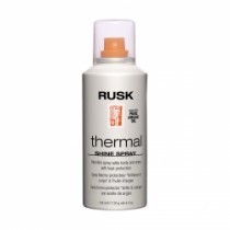 Rusk Thermal Shine Spray with Argan Oil 4.4oz